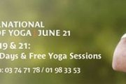 International Day of Yoga at Nok Yoga Shala