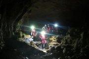 Caving  with Dale Corazon - Lebanon Explorers