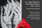 Contemporary Art Show at Le Gray