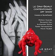 Contemporary Art Show at Le Gray