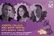Joseph Calleja and Bryn Terfel with Monica Yunus - Part of Zouk Mikael Festival 2016