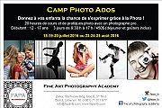 Photography Camp for Teenagers