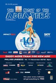 Night of the AdEaters - La nuit des Publivores 2012
