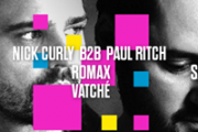 The Gärten Presents Nick Curly b2b Paul Ritch