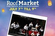 """Iyyam el lira at Citymall """"Arabian nights at the roof market"""""""