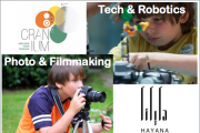 Summer Camps with Cranium - Tech & Robotics and/or Photography & Filmmaking