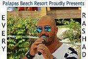 Rashad Selwan Live Performance @ Palapas Beach Resort