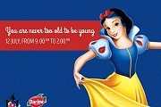 A day with Princess SNOW WHITE