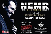 NEMR ABOU NASSAR at Casino Du Liban