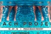 Beach Projekt at Praia