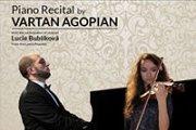 Piano Recital by Vartan Agopian