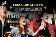 Euro Cup 2016 at Lily's