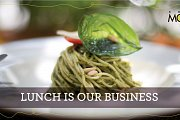 Lunch is our Business at Caffe Mondo