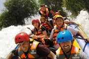 Rafting day at Al Assi with Bee Happy
