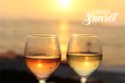 Sunset Drinks in Punta Del Este