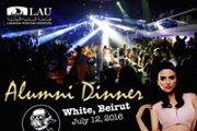 LAU Alumni Dinner 2016