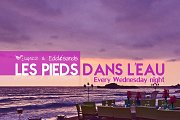 Les Pieds Dans L'Eau - Every Wednesday at éBeach Bar in Eddesands