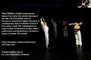 A Dance Show by Hoor Malas