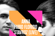 The Gärten presents Anna, Fabio Florido and Stavroz (LIVE)