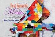 Post-Romantic Melodies   Piano Duo at Antonine University