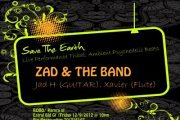 ZAD & the band at BOBO