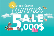Super Summer Sale at Citymall