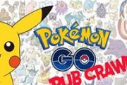 Pokemon GO Pub Crawl and games