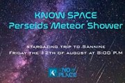 KNOW SPACE - Stargazing Trip
