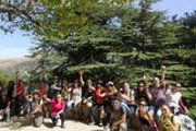 Hiking at Ehden Reserve with Dale Corazon - L.E.