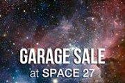 Garage Sale at Space27