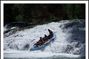Whitewater rafting adventure with Hikingo