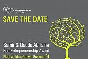 Samir and Claude Abillama Eco-Entrepreneurship Award