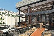 Les Malins Brasserie Opening in The Backyard Hazmieh