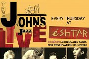 Jazz Night at éshtar - EddéYard with John's Jazz Live