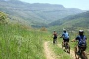 Mountain Biking Bisri with Cycling Circle