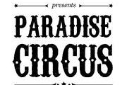 C U NXT SAT pres. PARADISE CIRCUS w/ TIA, TM, JADE