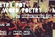 Majd Shidiac Hosts: The Poetry Pot