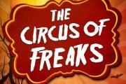 The Circus of Freaks...A Halloween Party