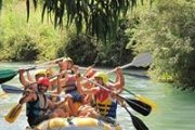 Rafting in Assi River with Footprints Nature Club