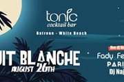 Nuit Blanche at Tonic Cocktail Bar