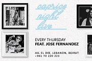 Caprice Night Live Latino Nights with Jose Fernandez