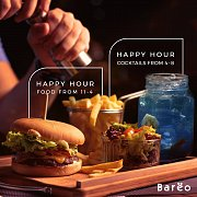 Happy Hour at Bareo