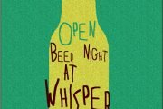 Open Beer Night - Whisper Pub