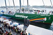 Rainbow Warrior Open Boat Day