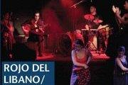 Rojo Del Libano Flamenco show @DRM Hamra
