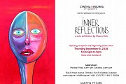 Inner Reflections by Mazen Zein at Cynthia Nouhra Gallery