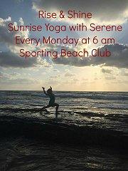 Rise & Shine Yoga - Sunrise Yoga with Serene