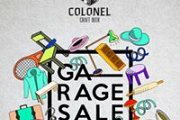 Garage Sale Vol.3 at Colonel Beer
