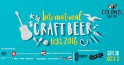 International Craft Beer Fest at Colonel Beer Brewery!