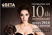 BETA Association 10th Anniversary at Sursock